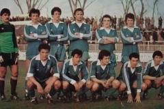 Spartak Subotica 1979-80 Sujica  Dragojevic Muci Djuran Ivosevic Narandzic Slijepcevic Ognjanov Novakovic Miranovic Rafai