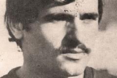Čedomir Terzić - nekadašnji centarfor subotičkog Spartaka sredina 60 tih