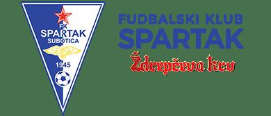 FK Spartak Ždrepčeva krv Subotica Logo
