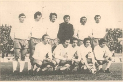 FK ''SPARTAK'' 1972  73 - Snimak napravljen na utakmici sa Partizanom 05.11.1972