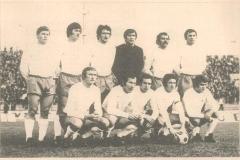 FK SPARTAK - 1972