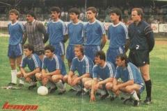 Spartak 1986 87 tempo