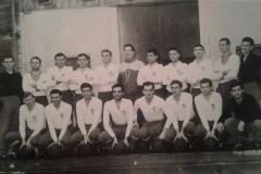 Spartak Subotica 1962 Trener Patarčič, Jenovai, Đukanović, Savković, Fodor, trener Varga, Agošton, Takač, Šimoković, Ušumović, Glončak Milodanović, Bleskanj, Abadžić, Vojnić, Hiršman, Juhas, Borbely, Martinović.