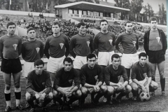 Spartak Subotica početkom 60-tih