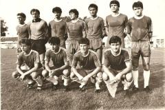 Sredina 80-ih Sabo, Peštalić, Kovačević, Horvat, Đurović, Arsić, Miranović