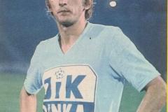 Dušan Jurković - nekadašnji napadač  Spartaka.
