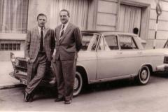 Veliko prijateljstvo  Ferenc Puškaš i Josip Joška Takač legendarni fudbaler Spartaka iz 50-tih. Iako bez reprezentativnog nastupa, važio je za jednog od najboljih plejmejkera Evrope, imao je tu nesrecu da je igrao u vreme Bobeka