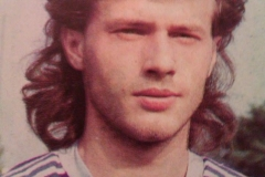 Zvezdan Ćosić, as Spartaka sa kraja 80-tih.