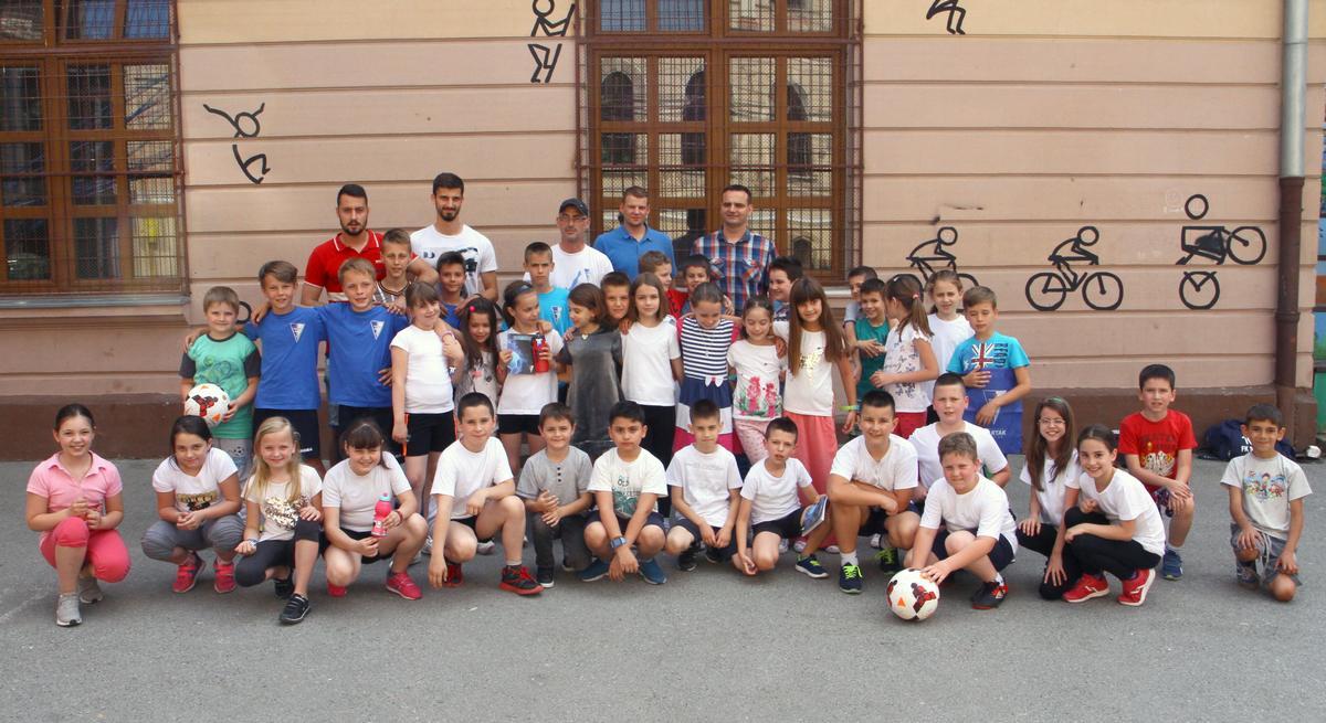 Promocija Skole Fudbala Fk Spartak Zdrepceva Krv Subotica